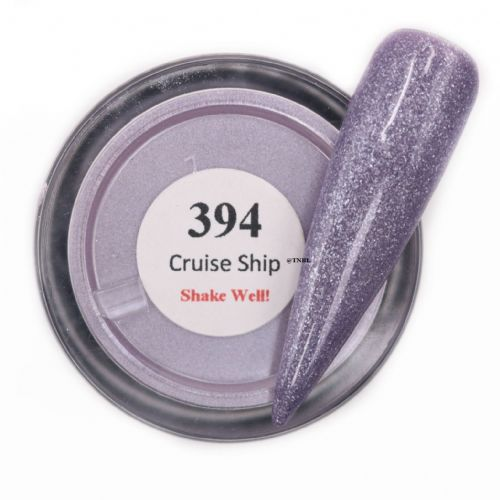 GLAM AND GLITS COLOR POP ACRYLIC - CPA394 CRUISE SHIP